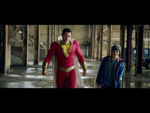 CINEMA: Novo vídeo de Shazam! apresenta o super-herói da DC (COM VÍDEO)