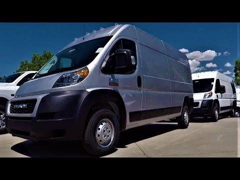2019 Ram ProMaster Cargo Van: Better Than The Mercedes Sprinter?