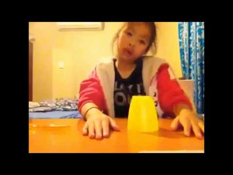 Asian Girl Cup Song