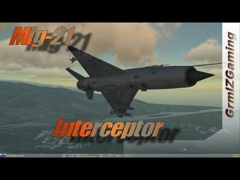 DCS - Mig 21bis // GCI