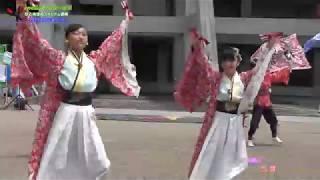 2017 みやぎ県民サッカーの日 よさこい演舞【総踊り 乱舞】 thumbnail
