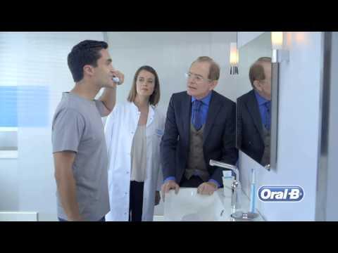 Vidéo Dents spot 2 Oral B Tri zone