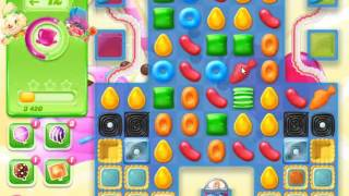 Candy Crush Jelly Saga Level 694 - NO BOOSTERS