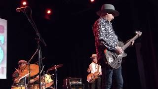Too Slim & the Taildraggers (9of10) @ Keepin' the BluesAlive Vlierden, nov2019, The Netherlands