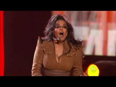 Janet Jackson - Video megamix [HD] (Live...