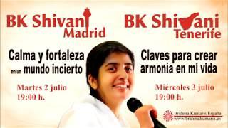 Tour Europeo BK Shivani en España