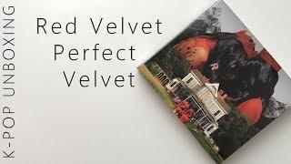 Red Velvet Perfect Velvet (+ Photocard Reveal) | Unboxing