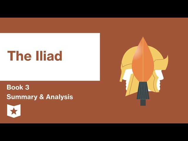 an analysis of the structural levels in the iliad by homer - the iliad by homer the iliad, by homer, tells a part of the tale of the conquest of troy by the greeks in the greek army there are many prominent figures.