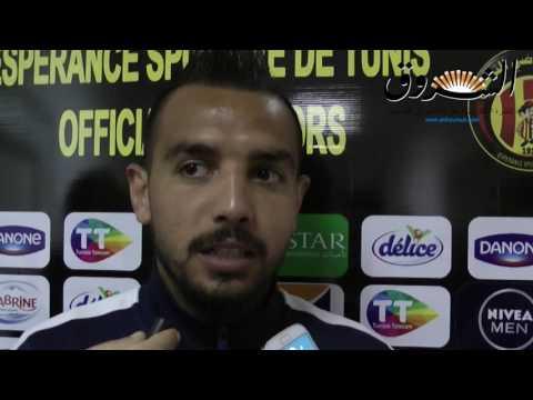 تصريح معز بن شريفية بعد مباراة الدربي  - نشر قبل 1 ساعة