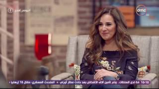 بالفيديو- شيري عادل: عندما أنفعل أتحدث باللغة العربية
