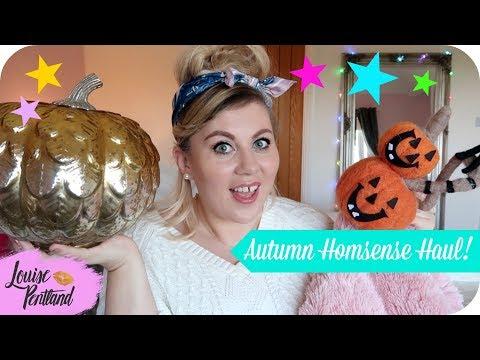 Autumn Loves At Homesense! | LIFESTYLE | AD