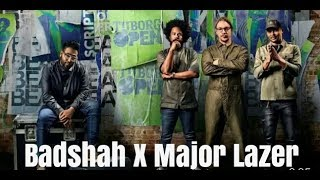 Badshah X Major Lazer New Song Coming Soon