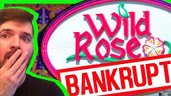 WILD ROSE CASINO GOES BANKRUPT AFTER TOO MUCH WINNING BY SDGuy1234