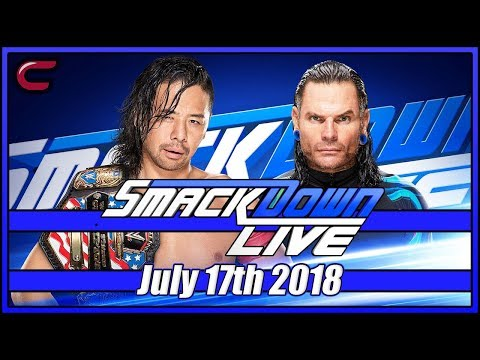 wwe-smackdown-live-stream-july-17th-2018-live-reaction-conman167