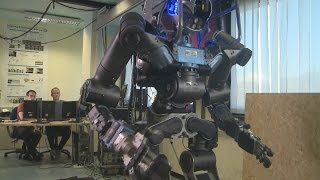 Humanoid robots to 'replace' search and rescue workers