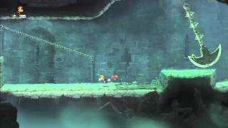 Rayman Legends Walkthrough Part 1 PS3