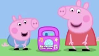 """Peppa Pig """"Blah Blah Blah"""" Meme"""