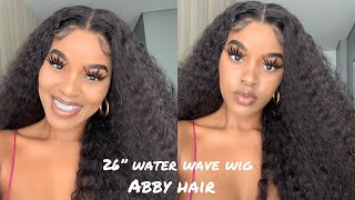 NEW HAIR , NEW WEEK ft Abby hair   Quick & Easy Install