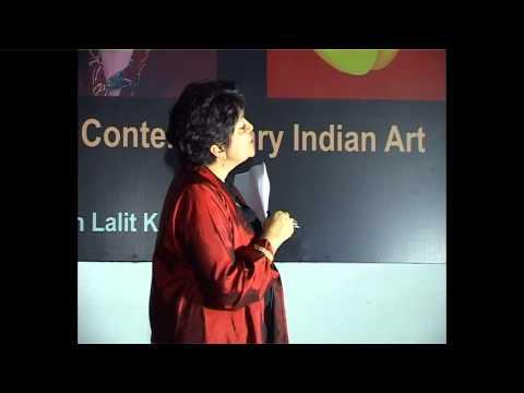 Alka Pande : A B C of Art - Aesthetics, Buying and Collecting - Chandigarh Lalit Kala Akademi
