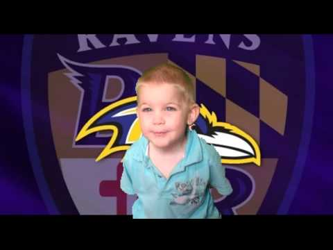 Baltimore Ravens Littlest Biggest Fan