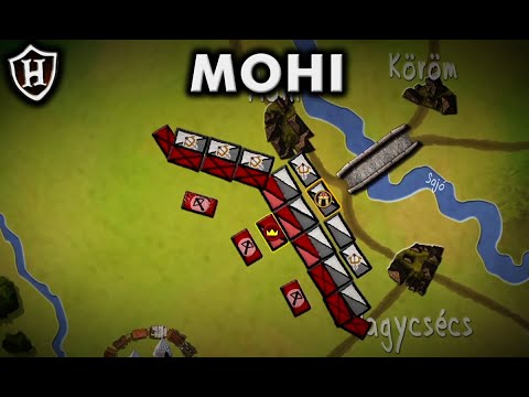Battle Of Mohi, 1241