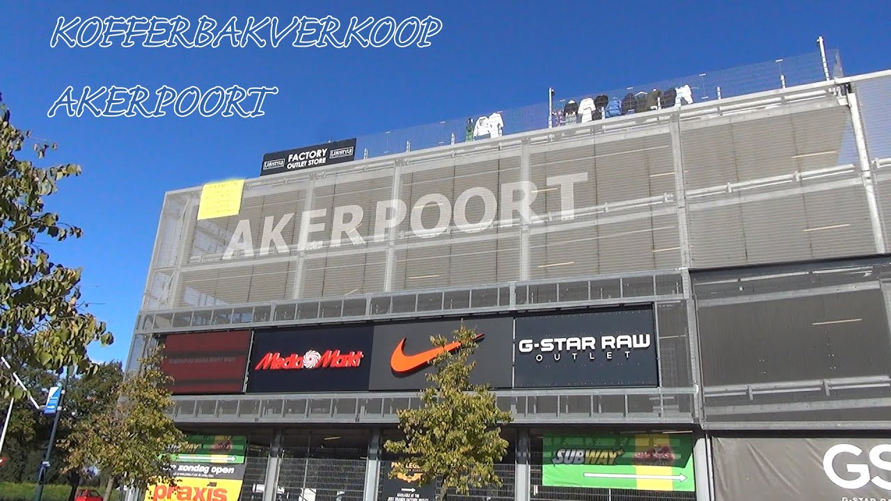kofferbakmarkt amsterdam