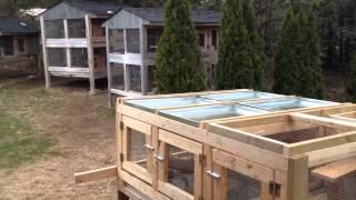 Canadian Rabbit Hutch Renovation Part One