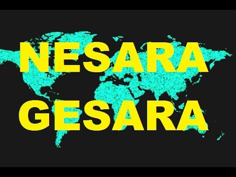 About the NESARA GESARA: The Essential for your glory in 2018