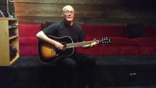 """A-Sides Presents: Creed Bratton """"All the Faces"""" (5/5/2013)"""