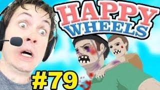 Happy Wheels - ZOMBIES