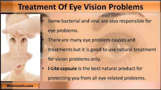 Eye Vision Problems Symptoms, Causes And Treatment