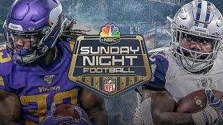 Dinner & Sunday Night Football: Vikings @ Cowboys LIVE