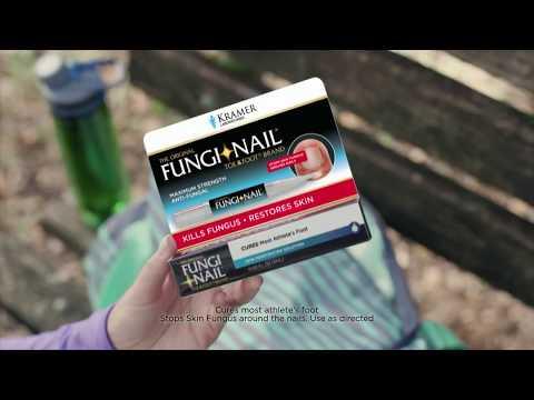 "Fungi-Nail ""Runner"" Commercial :10"