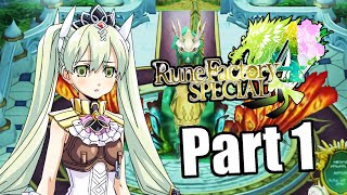 Rune Factory 4 Special (Switch) Gameplay Walkthrough Part 1 (No Commentary)