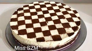 ТОРТ» ШАХМАТНАЯ ДОСКА»/БЕЗУМНО ВКУСНЫЙ/CHEESSBOARD CAKE/ INCREDIBLE TASTE