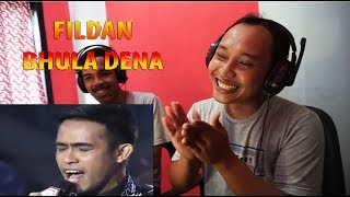 DA Asia 3: Fildan DA4, Indonesia - Bhula Dena (Konser Grand Final) - REACTION