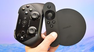 Google Nexus Player & Gamepad: Unboxing & Review