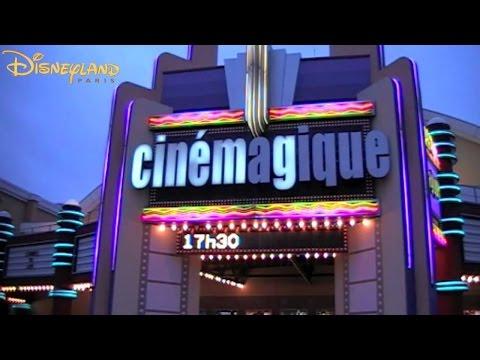 CinéMagique ~ Theme Music ~ Studios Park ~ Disneyland Paris