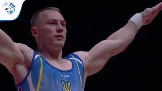 Igor RADIVILOV (UKR) - 2018 Artistic Gymnastics European silver medallist, vault