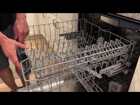 Bosch Dishwasher Comparison Featuring the 800 Series Dishwasher (SHPM78W55N) 2019