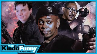 Who are The Expendables of Comedy? - Kinda Funny Podcast (Ep. 77)