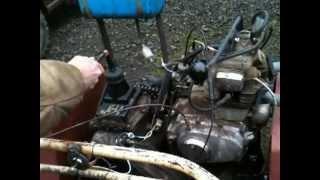 coot ATV John Deer gator 4x4 Mini jeep gama goat