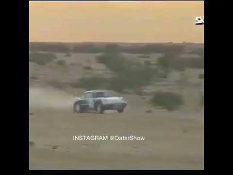 سعيد الهاجري راللي قطر الدولي بورش 911