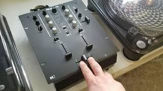 Numark m2 mixer review
