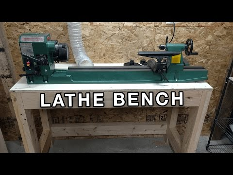 lathe-stand