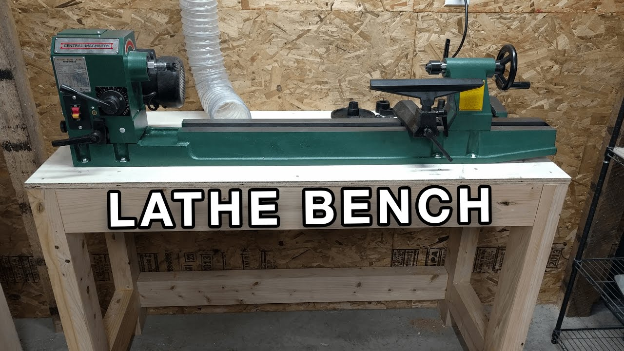 Lathe Stand Youtube