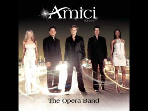 Amici Forever Prayer in the Night (with lyrics)