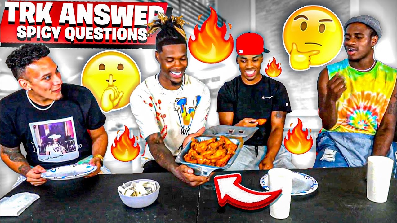 Download TRK ANSWER SPICY QUESTIONS