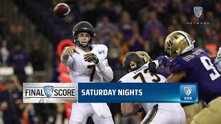 Highlights: Cal football upsets No. 14 Washington on late field goal