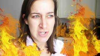 LIGHTING MYSELF ON FIRE Thumbnail